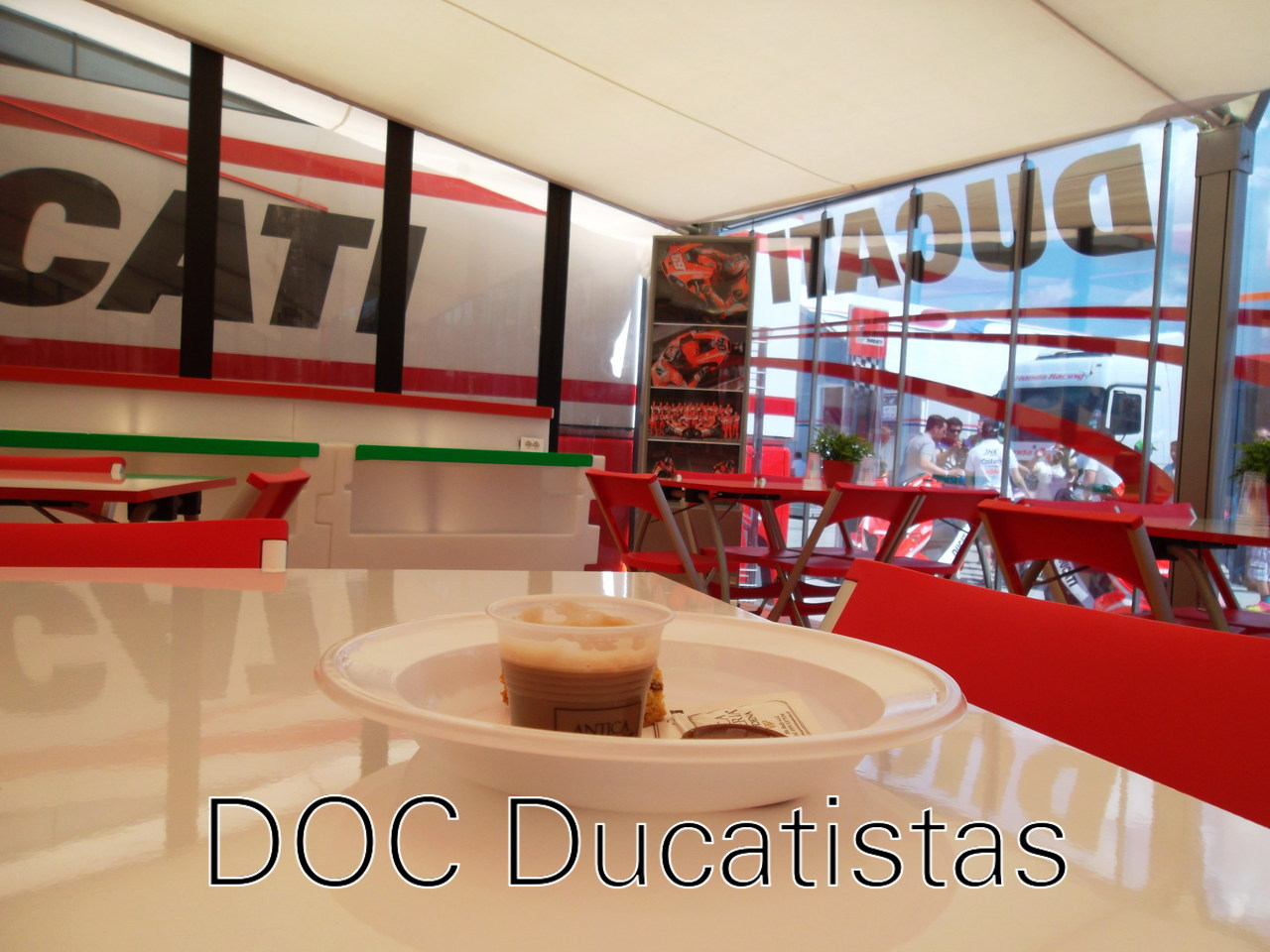 Ducati Team | Ducatistas - Ducati Desmo Owners Club