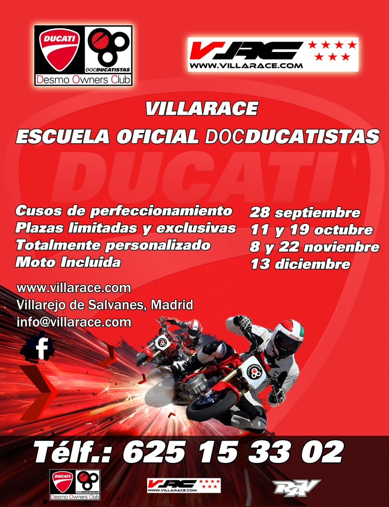 cartel escueladucatistas